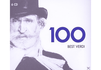 VARIOUS - 100 Best Verdi - (CD)
