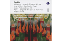 City Of Birmingham Symphony Orchestra - 3 Mantras/Dynamic Triptych/Mirage/Apotheosis [CD]