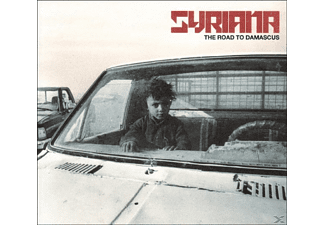 Syriana - The Road To Damascus - (CD)