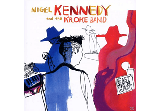 Nigel Kennedy, Kroke - East Meets East - (CD)