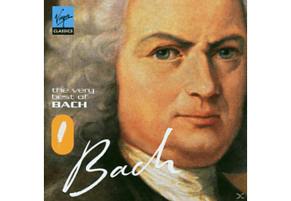 VARIOUS - Best Of Bach, The Very [CD]