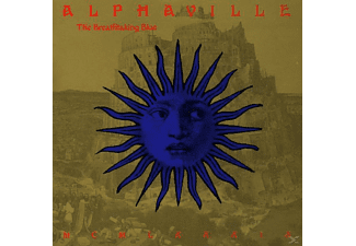 Alphaville - The Breathtaking Blue - (CD)