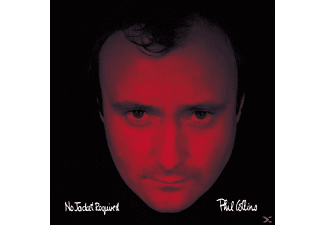 Phil Collins - No Jacket Required - (CD)