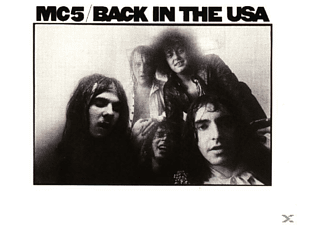MC5 - Back In The Usa - (CD)