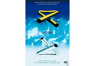 Mike Oldfield - TUBULAR BELLS 2+3 - (DVD)
