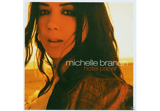 Michelle Branch - Hotel Paper - (CD)