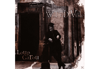 Willy Deville - Loup Garou - (CD)