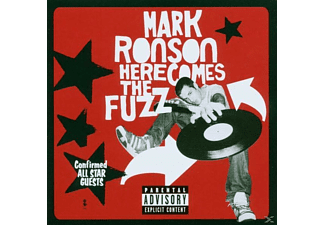 Mark Ronson - Here Comes The Fuzz - (CD)
