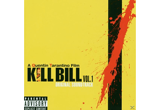 VARIOUS, OST/VARIOUS - Kill Bill Vol.1 - (CD)