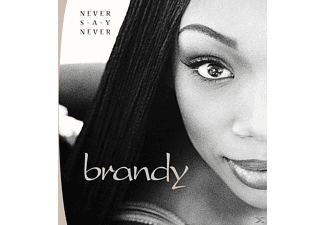 Brandy - Never Say Never - (CD)