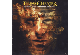 Dream Theater - Metropolis Part 2-Scenes From - (CD)