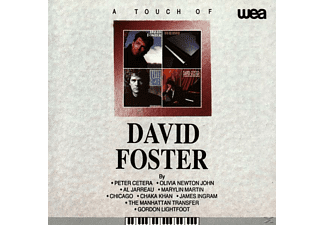 David Foster - A Touch Of David Foster - (CD)