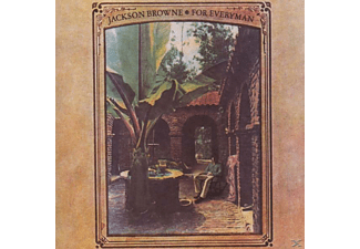 Jackson Browne - For Everyman - (CD)
