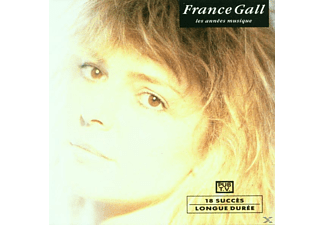 France Gall - Les Annees Musique CD