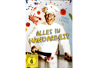 Alles in Handarbeit mit Jerry Lewis - (DVD)