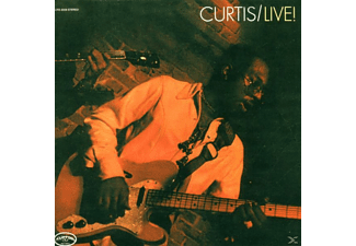 Curtis Mayfield - Curtis Live - (CD)
