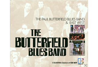 The Butterfield Blues B, The Butterfield Blues Band - Butterfield Blues Band & East-West [CD]