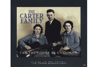 The Carter Family - CAN THE CIRCLE BE UNBROKEN - (CD)
