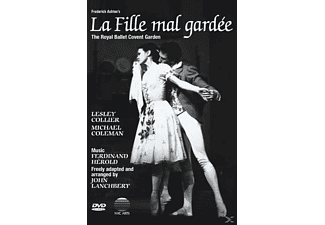 The Royal Ballet Covent Garden - La Fille Mal Gardee - (DVD)