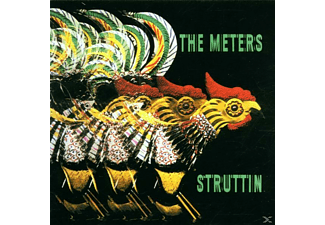 The Meters - Strutton (Remastered) - (CD)