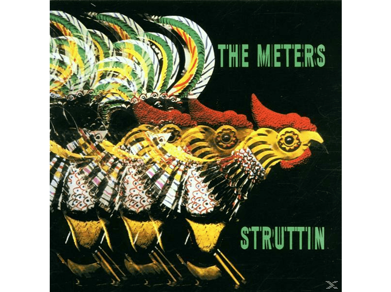 The Meters - Strutton (Remastered) [CD]