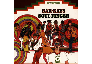 Bar-Kays - Soul Finger - (CD)