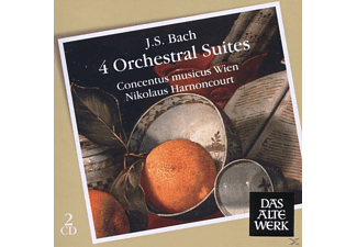 VARIOUS - Orchestral Suites 1-4 - (CD)