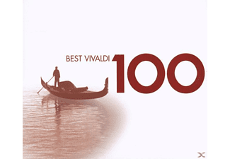 VARIOUS - 100 Best Vivaldi - (CD)