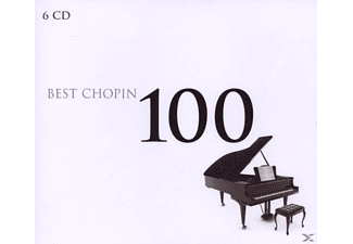 VARIOUS - BEST CHOPIN 100 - (CD)