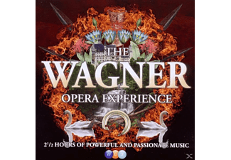 VARIOUS - Wagner Opera Experience - (CD)