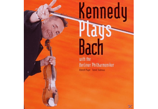 Bp, Nigel Kennedy, Nigel/bp Kennedy - Kennedy Plays Bach - (CD)