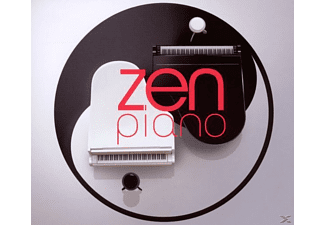 VARIOUS - Zen Piano - (CD)