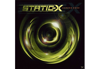 Static - SHADOW ZONE - (CD)