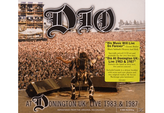 Dio - Dio At Donington Uk: Live 1983 And 1987 - (CD)
