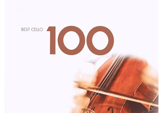 VARIOUS - 100 Best Cello - (CD)