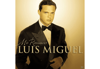 Luis Miguel - Mis Romances - (CD)