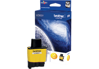 BROTHER LC-900Y Blister Geel