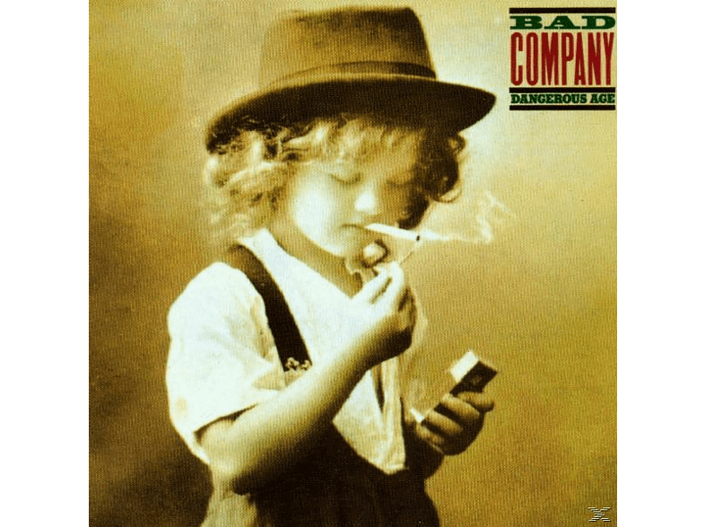 Bad Company - Dangerous Age [CD]