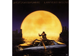 Jackson Browne - Lawyers In Love - (CD)
