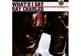 Ray Charles - What'd I Say [CD]