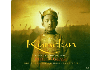 O.S.T., Philip (composer) Glass - Kundun - (CD)