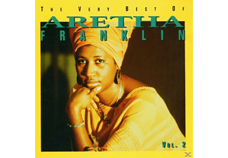 Aretha Franklin - Very Best Of Vol. 2 - (CD)