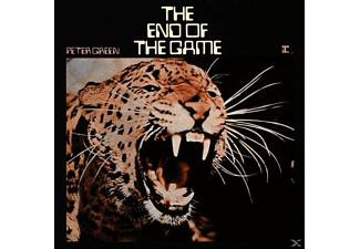 Peter Green - The End Of The Game - (CD)