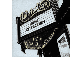 White Lion - Mane Attraction - (CD)