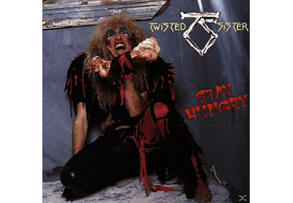 Twisted Sister - Stay Hungry - (CD)