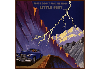Little Feat - Feats Don't Fail Me Now - (CD)