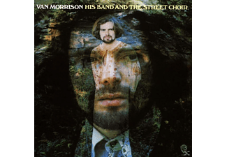 Van Morrison - His Band And The Street Choir - (CD)
