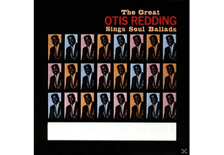 Otis Redding - Otis Redding Sings Soul Ballads - (CD)