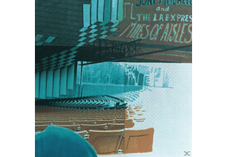 L.A.EXPRESS - Miles Of Aisles - (CD)