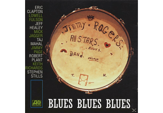 Jimmy Allstars Rogers - Blues Blues Blues - (CD)